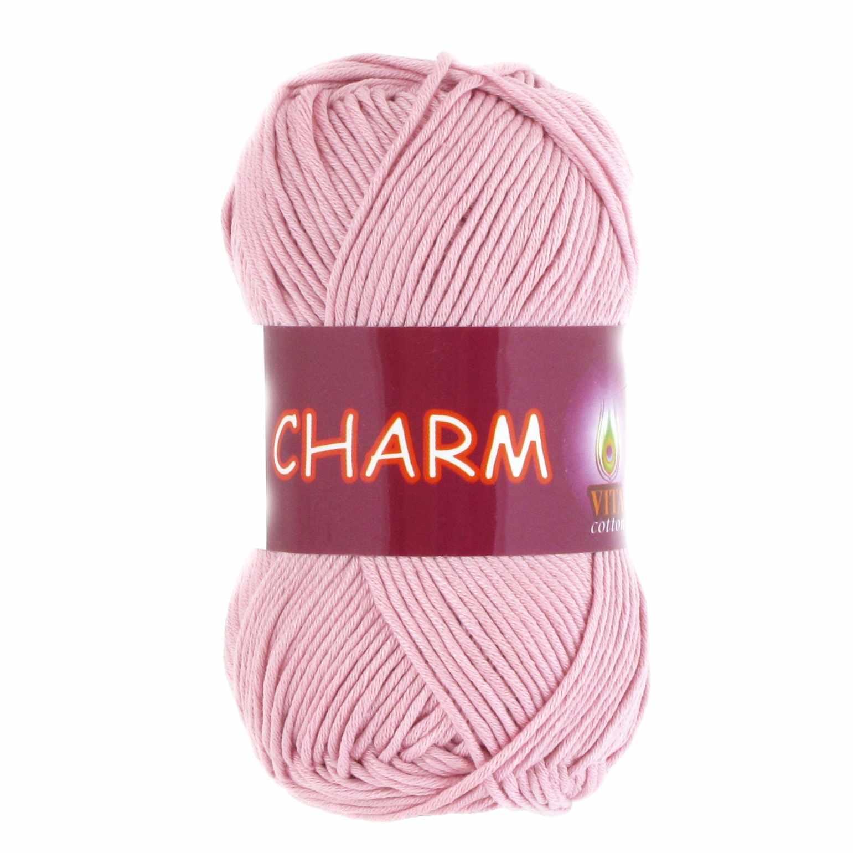 Пряжа VITA Charm Цвет.4165 Чайная роза