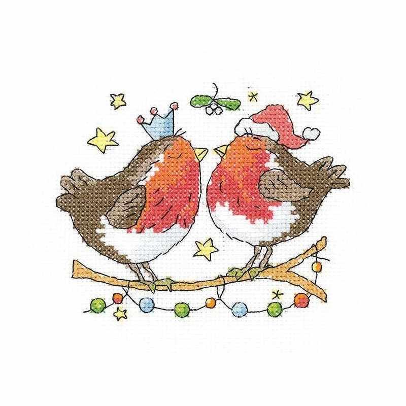 SHCK1415 Рождественский поцелуй
