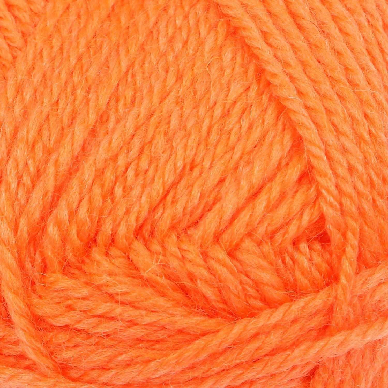 Пряжа Камтекс Бамбино Цвет.68 Апельсин