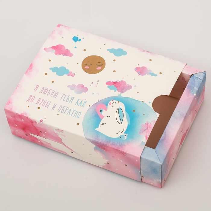 2942458 Складная коробка «Нежные чувства»