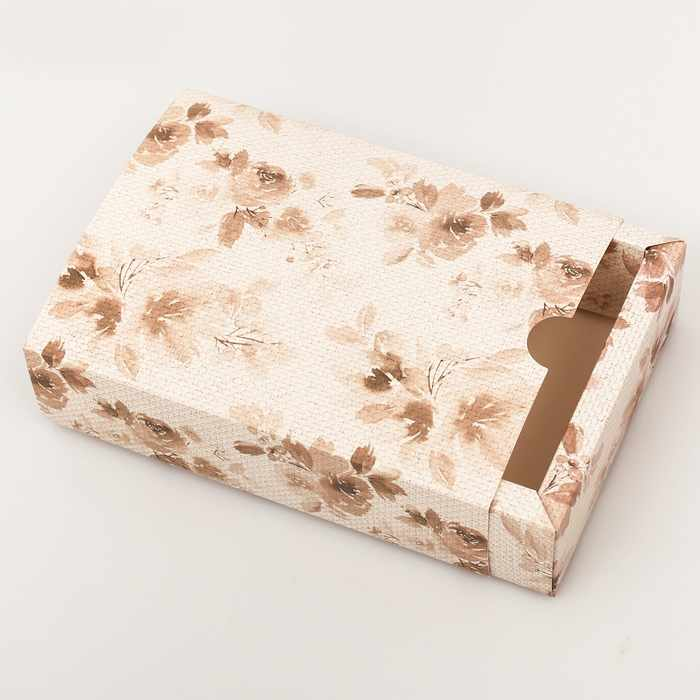 2942439 Складная коробка «Тёплые чувства»