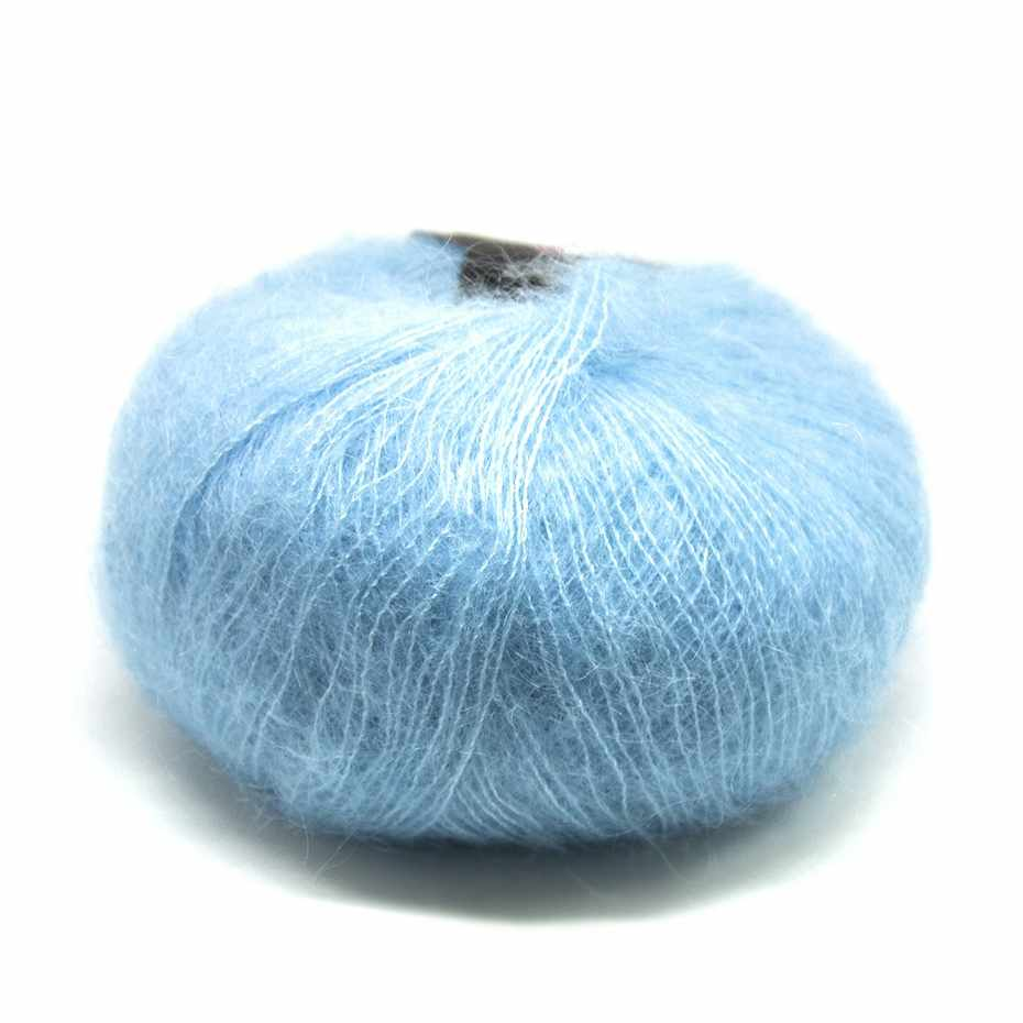 Пряжа Seam Kid Seta Super Цвет.06 Голубой