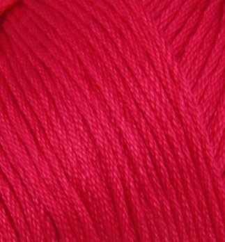 Пряжа Пехорка Детский хлопок Цвет.84 Малиновый мусс