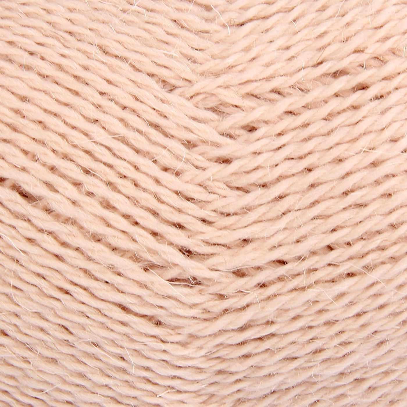 Пряжа Пехорка Деревенская Цвет.442 Натуральный