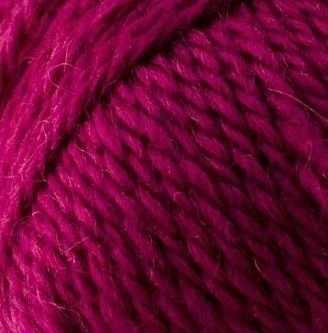 Пряжа Камтекс Аргентинская шерсть 100 г Цвет.191 Цикломен