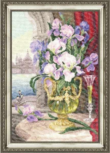 ЛЦ-026 Петербургская соната. Любимые цветы