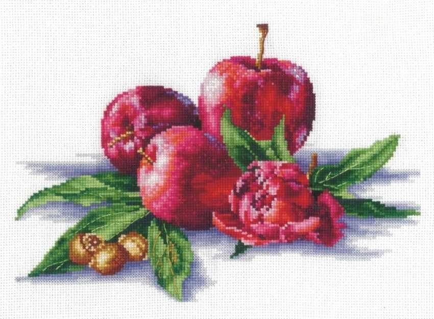 Я-03 Яблоки и орешки