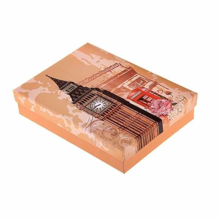"1149631 Коробка подарочная ""Лондон"""