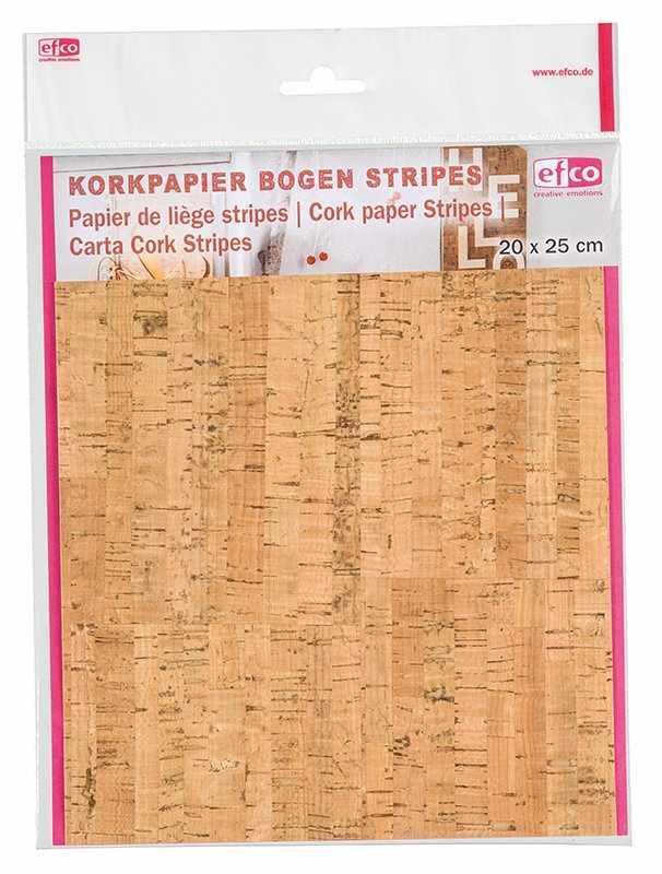 3370003 Корковая (пробковая) бумага 20 x 25 см