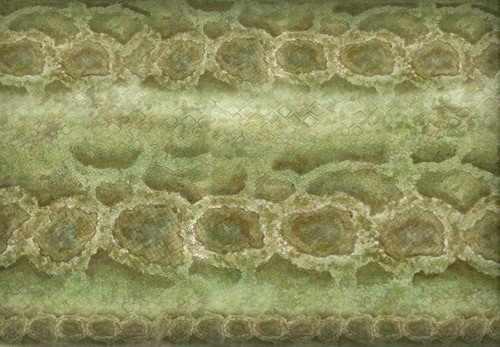 "DFS166 Бумага рисовая для декупажа Stamperia ""Питон"",  48х33 см, 28 гр  ."