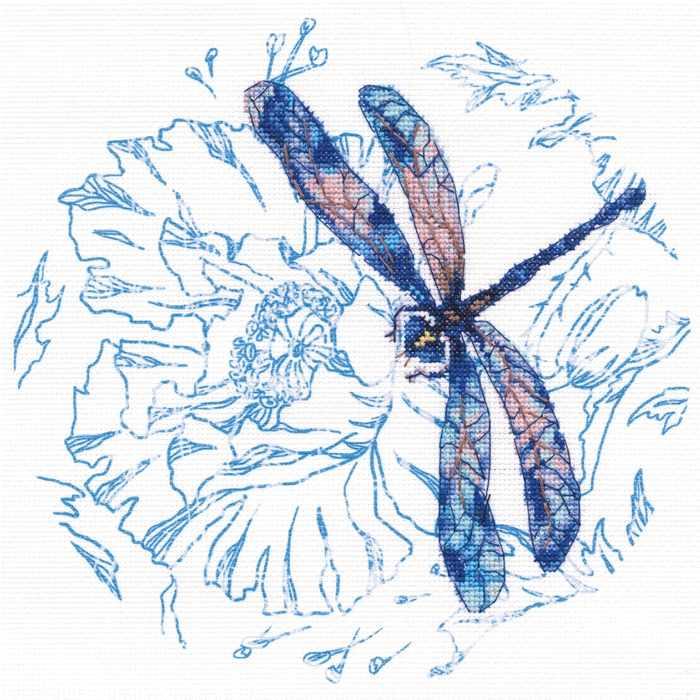 M70023 Танец стрекоз