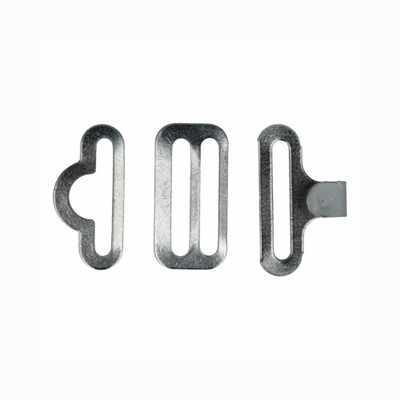 Застёжки для бабочек и галстуков ZBG 18 мм