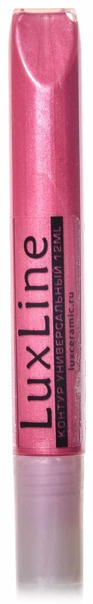 LL36V12 Контур Перламутр красный туба 12 мл