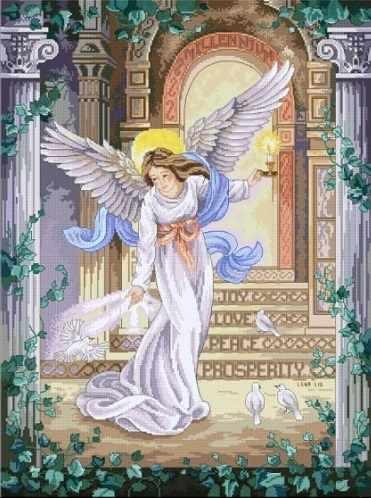 4433 Ангел тысячелетия