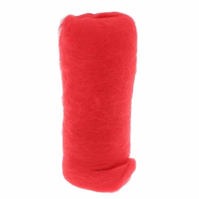 Пряжа Камтекс Кардочес Цвет.046 красный
