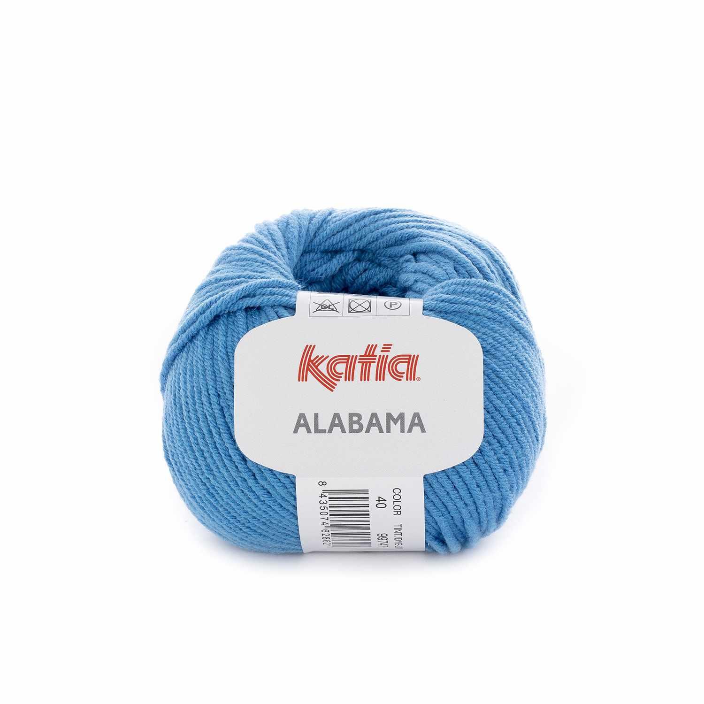 Пряжа Katia Alabama Цвет.40