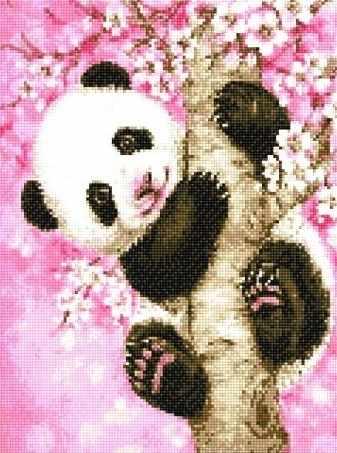 913501 Маленькая панда
