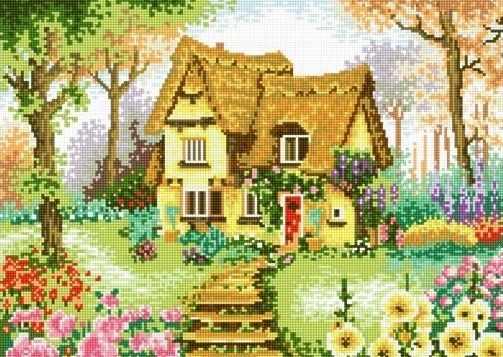 71001-42 Сельский домик