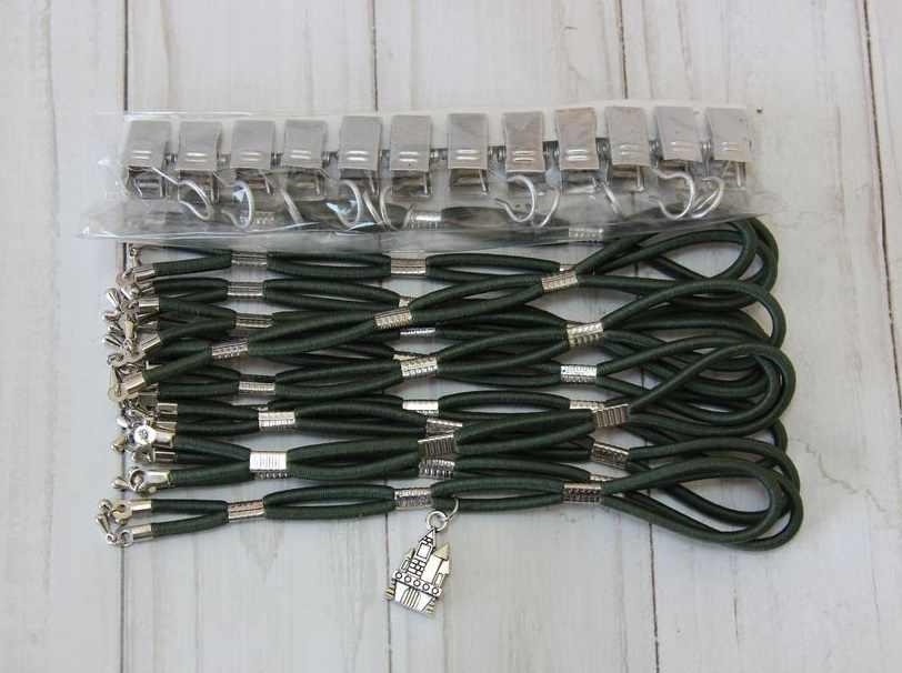 002107 Боковая натяжка рыхлая, зеленая трава