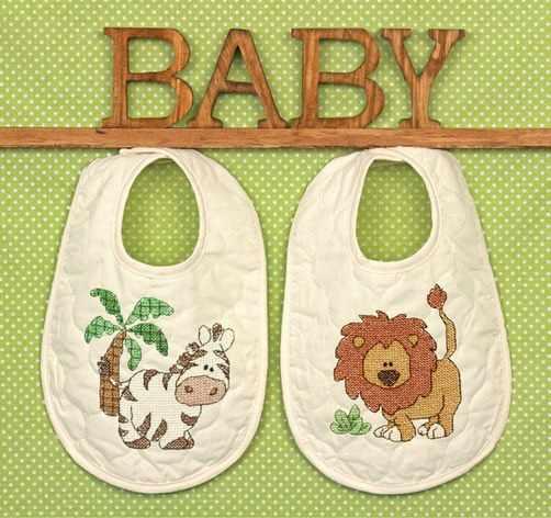 73881 DMS Нагрудник для малышей
