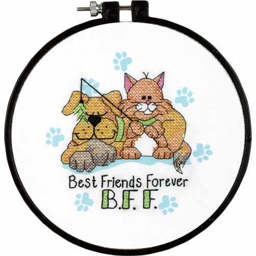 73546-DMS Лучшие друзья