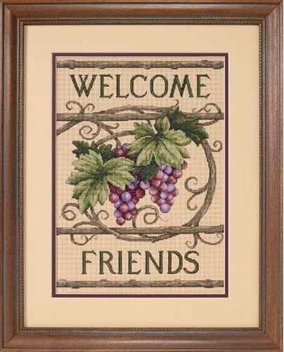 13733-DMS Добро пожаловать друзья