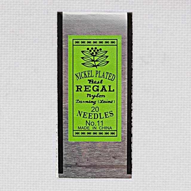 """FLN-001 Иголки для вышивания бисером """"REGAL""""№11"""