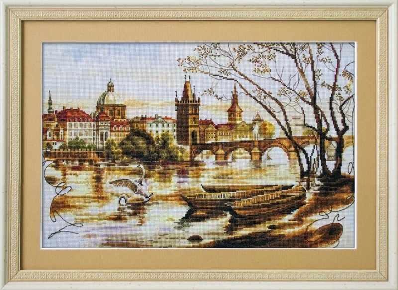 СР 2225 Прага. Карлов мост
