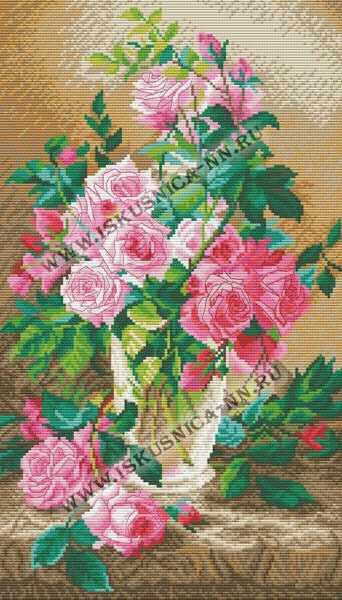 585 Английские розы