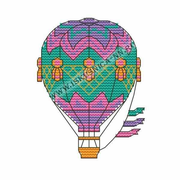 2048 Воздушный шар