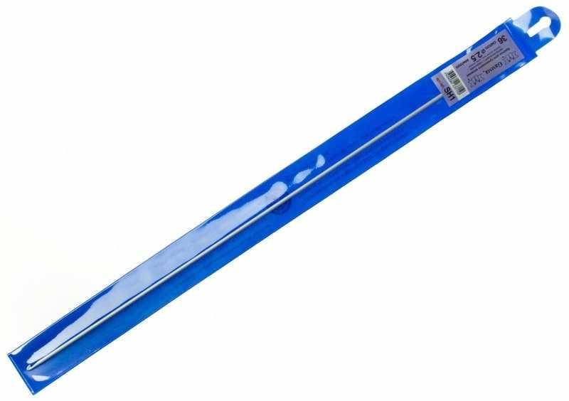 """Крючок для тунисского вязания """"Гамма"""" SH1 36 см d=2,5 мм"""