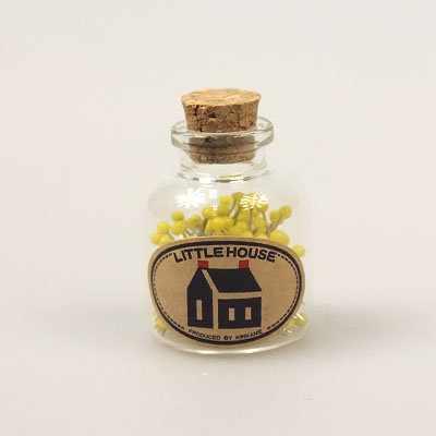 441064-121Y Булавки для шитья в стеклянной бутылочке Little House