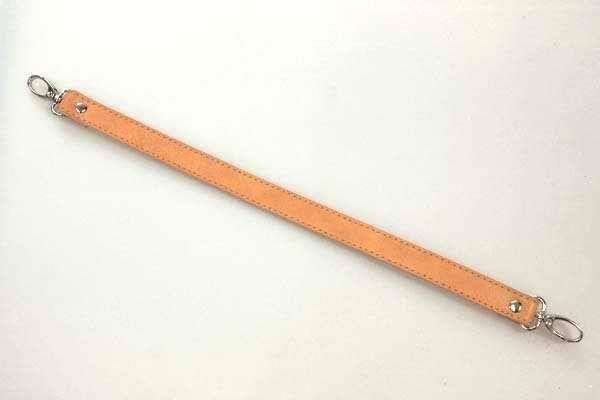 Ручка короткая 42см цв.рыжий
