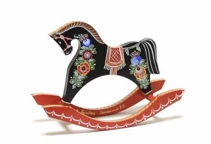С11-1759 Игрушка конь-качалка