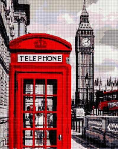 50019 Телефонная будка