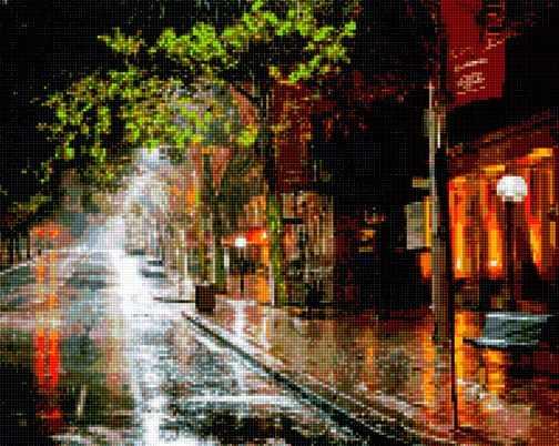 50031 Ночная улица