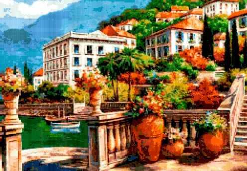 50046 Отель на побережье
