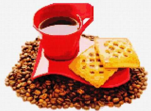 50098 Кофе и слойки