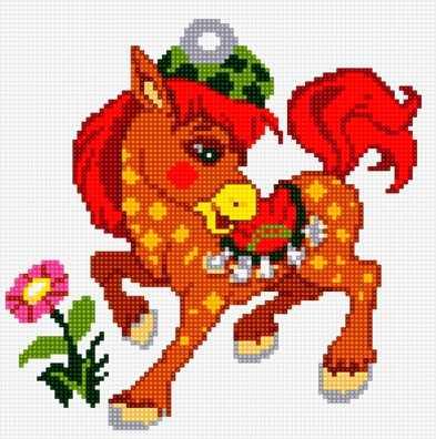 50111 Маленькая лошадка