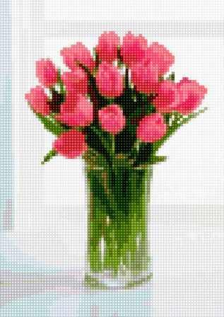 50121 Букет тюльпанов