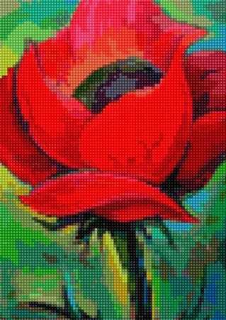 50139 Аленький цветочек