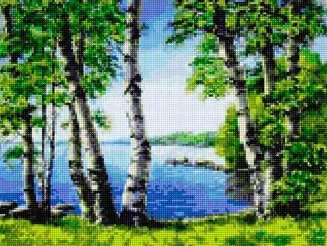 50140 Березки у озера