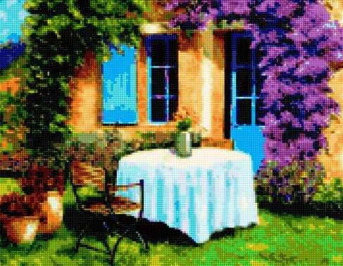 50148 Уютный дворик