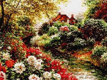 900331 Роскошный сад