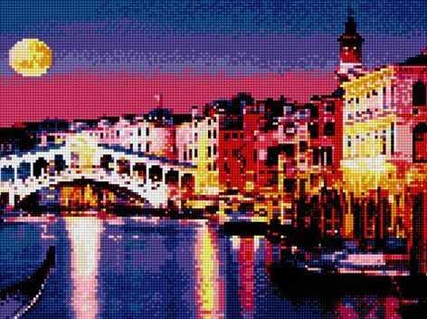 906121 Вечер в Венеции