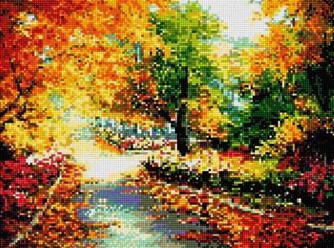915501 Осенняя дорожка
