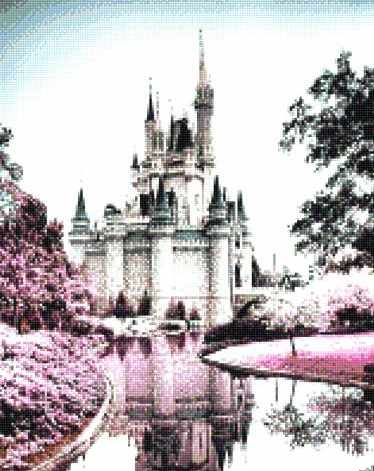 904001 Замок