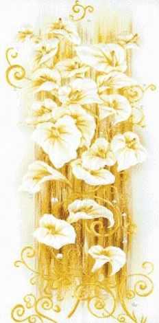 905101 Золотые лилии
