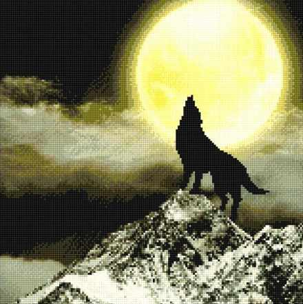 905313 Одинокий волк
