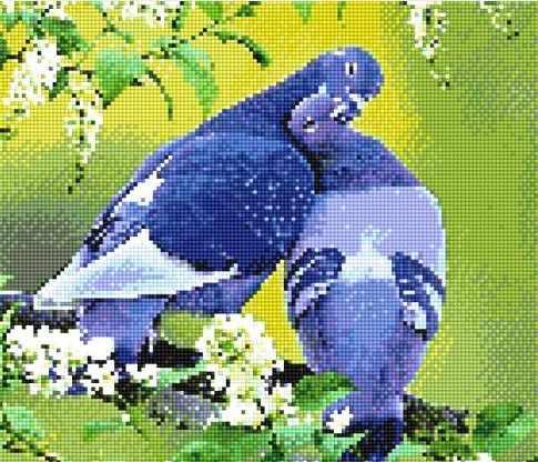 905601 Голубки